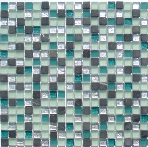 Glass And Mixed Material Mosaic Tile
