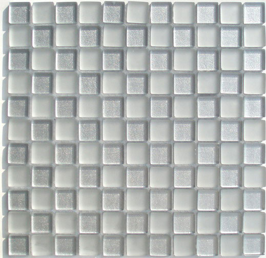 Mixed Glass Mosaic Tile